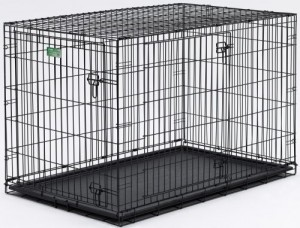 Folding Dog Crate - Create safe and comfortable environment for you dog