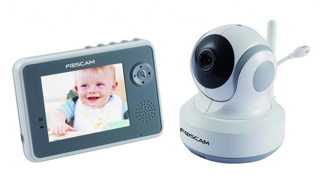 Foscam FBM3501 Digital Video Baby Monitor