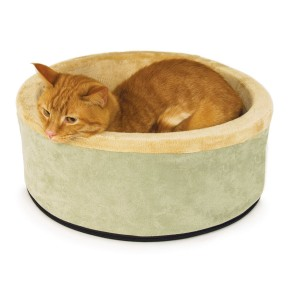 5 Best K&H Heated Cat Bed – Your pet will love her warm and comfortable bed
