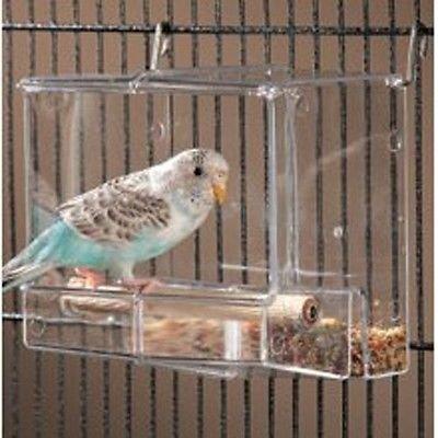 Seed No Mess Bird Feeder