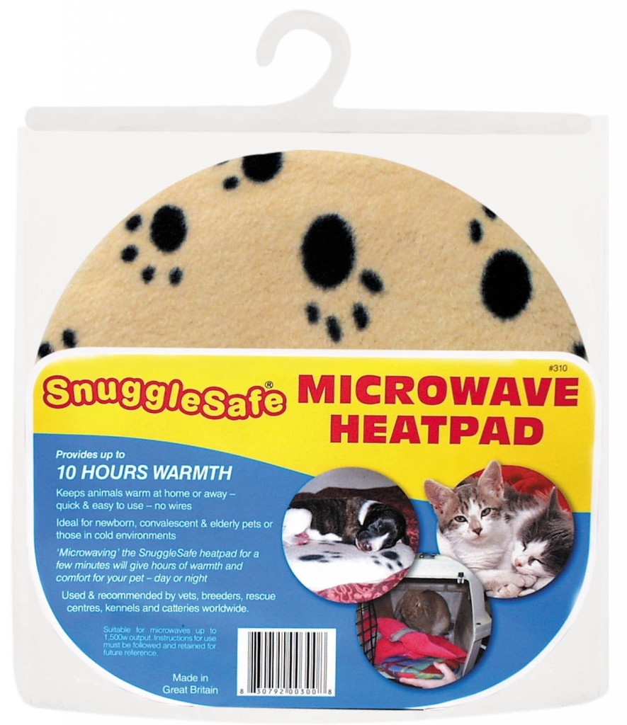 Snuggle Safe Pet Bed