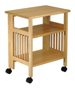 5 Best Winsome Wood Kitchen Carts – Nice choice for a small kitchen