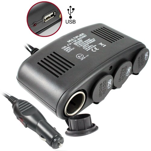 5 in 1 Car Charger