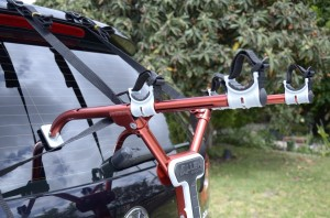 Allen Sports 2-Bike Trunk Mount Rack - Reliable, safe, and easy to use