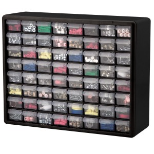 Drawer Storage Cabinet - All of your items are organized and easy to access