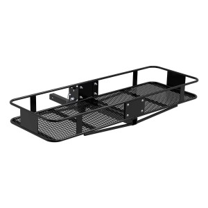 Hitch Mount Cargo Carrier - Increase your cargo space