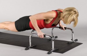 Push Up Bars - Develop your upper body strength