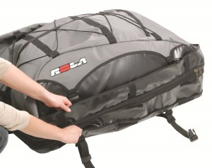 Roof Top Cargo Bag - Great solution for additional storage