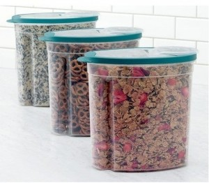 Cereal Storage Container - Convenient storage solution to any kitchen