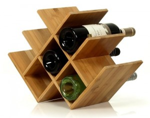 Countertop Wine Rack - Keep your favorite wine always within reach