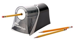 Electric Pencil Sharpener - Get to the point