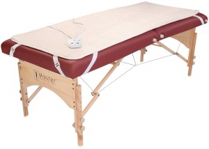 Massage Table Warmer - Great addition to your massage table