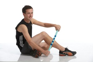Muscle Massage Roller - Get rid of knots and tightness in your muscles