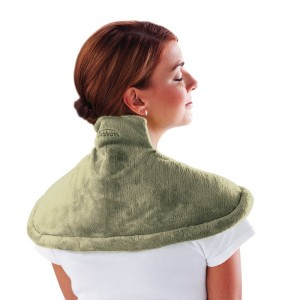 Neck and Shoulder Heat Wrap - A great tension and pain reliever
