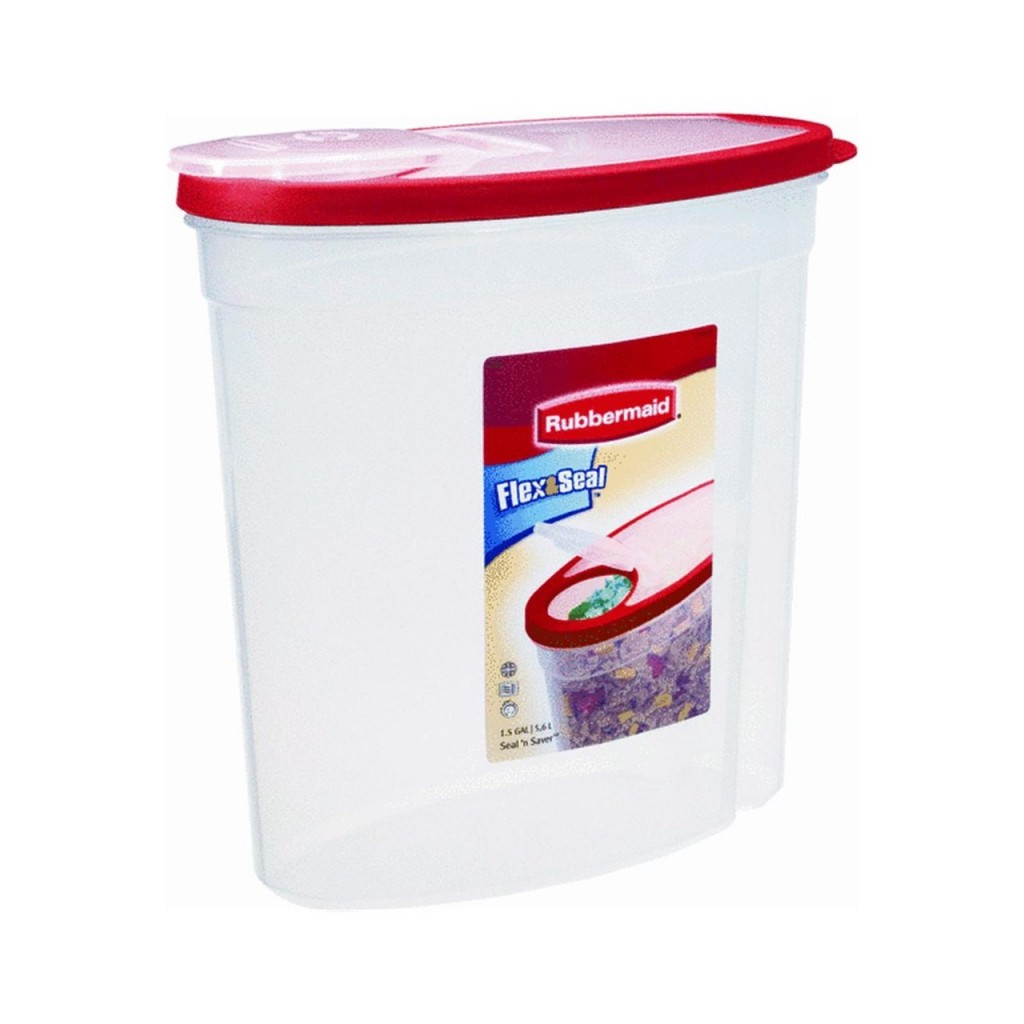 Rubbermaid Home Cereal Keeper Clear