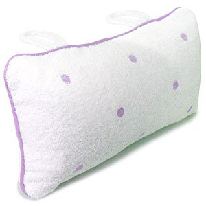 Spa Sister Terry Bath Pillow