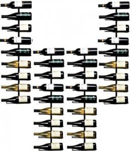 5 Best Wall Mounted Wine Rack – Display your wines without sacrificing too much space