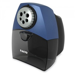 5 Best X-Acto Electric Pencil Sharpener – Safe, fast, and sharpens quietly