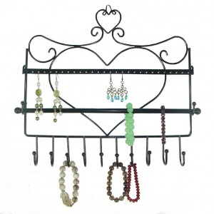 5 Best Wall Mount Jewelry Organizer – Beautifully organize your whole collection of jewelry