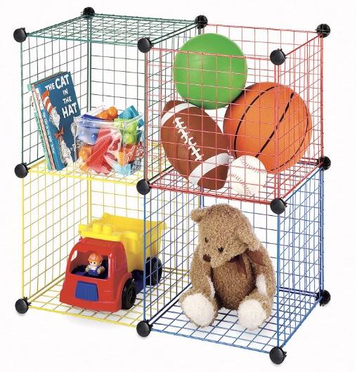 Best Wire Cube Storage