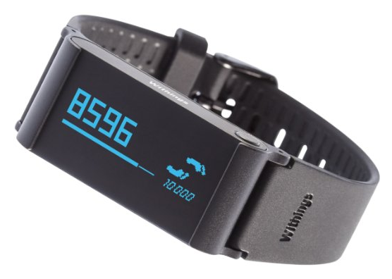 Withings Pulse O2 Activity