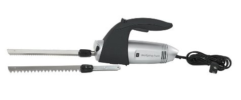 Wolfgang Puck Dual-Blade Electric Carving Knife
