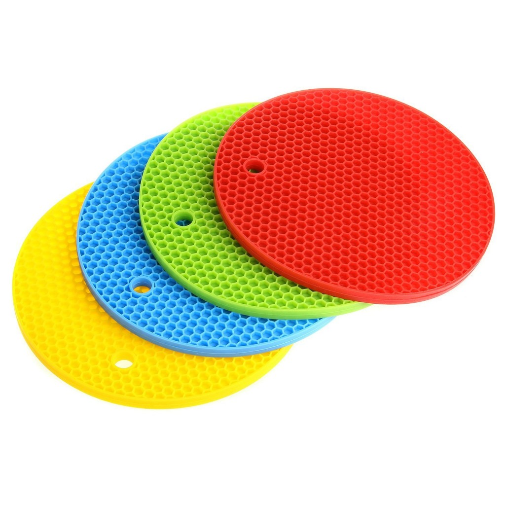 Danibos 4-pack Silicone Pot Holder