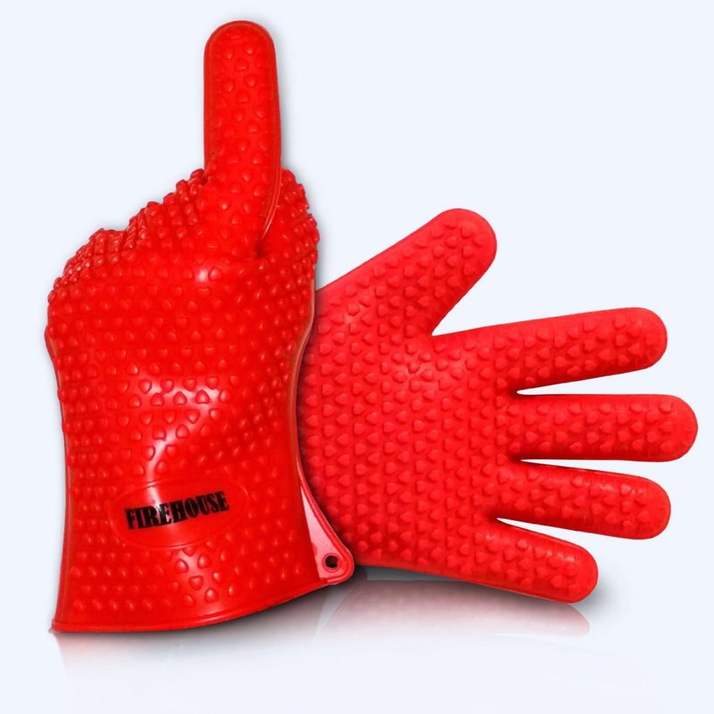 Endorsed by Firemen! Heat Resistant FDA