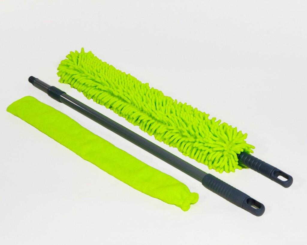 Microfiber Hi Duster Kit Extendable