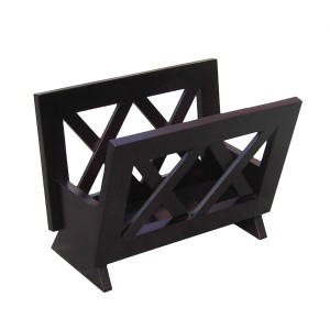 5 Best Wood Magazine Rack – Keep your magazines organized and within reach