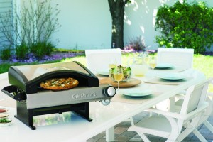 Outdoor Pizza Oven - Enjoy a home cooked pizza anywhere