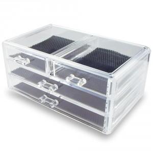 Acrylic Jewelry & Cosmetic Storage Display Box