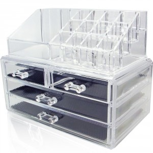 5 Best Clear Cosmetic Organizer – Functional and beautiful solution for your storage needs