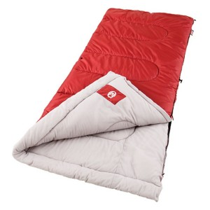 Coleman Palmetto Cool-Weather Sleeping Bag