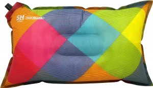 Inflatable Camping Pillow - Campers best friend