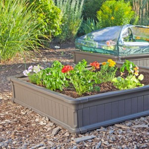 Raised Garden Bed - Get great harvests this year