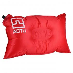 Tera Inflatable Air Bed Travel Pillow Cushion Pad