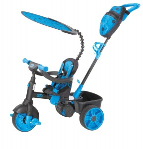 Tricycle With Push Handle - Have fun ride