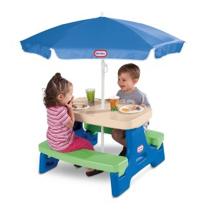 5 Best Kids Play Table With Umbrella – Fun never ends