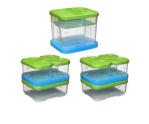 Salad To Go Container - The ultimate in on-the-go meal convenience