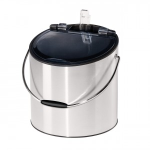 Stainless Steel Ice Bucket - Must have for your parties