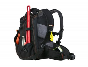 Tool Backpack - A hands free way to carry your tools