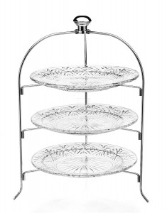5 Best 3-Tier Server – Effective and beautiful piece on your dinner table