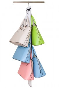 Misslo Hanging Handbag Closet Organizer