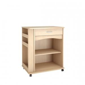 Nexera 597 Microwave Cart