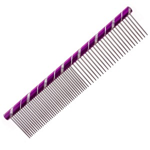 Fearless Alpaca Metal Pet Comb for Grooming Cats and Dogs