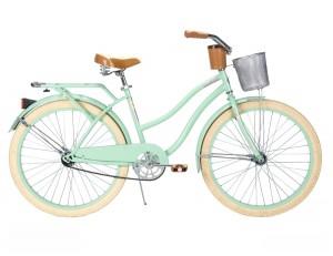 Huffy Women's Deluxe Cruiser Bike