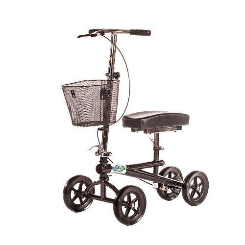 Knee Walker Scooter Steerable