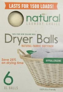 Natural Laundry Choice