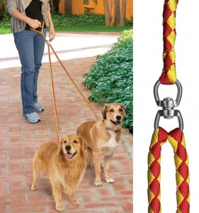 5 Best Double Dog Leash – Enjoyable hassle-free walking and fun together